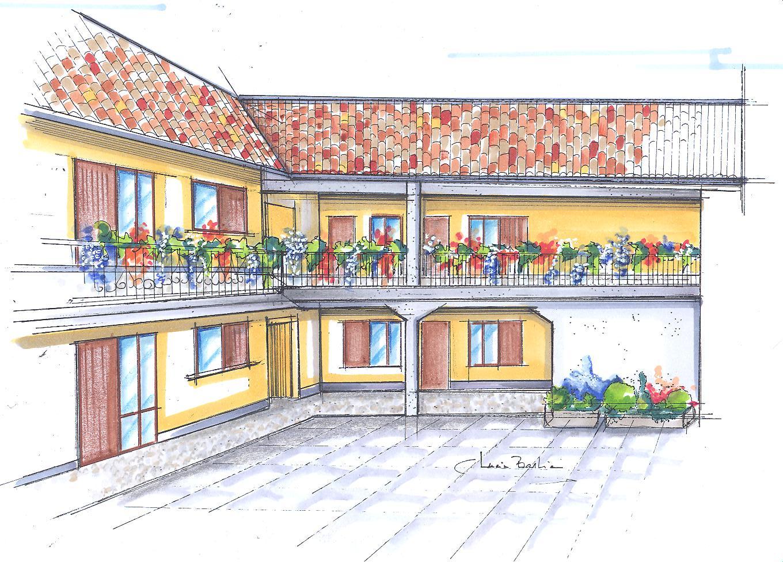 Residenza malpensa home for Appartamenti arredati milano